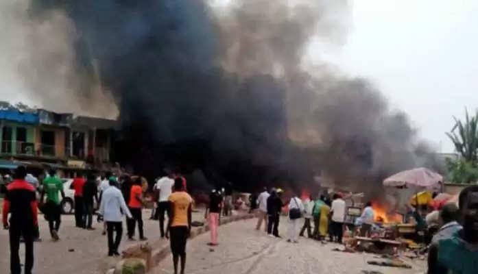നൈജീരിയയില് നടന്ന മൂന്നു സ്ഫോടനങ്ങളില് 30 പേര് കൊല്ലപ്പെട്ടു