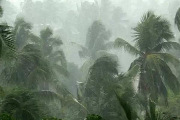 heavy rain chalakudy